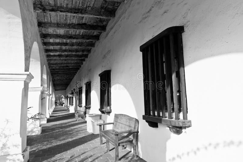 Misión de Rey del San Luis foto de archivo