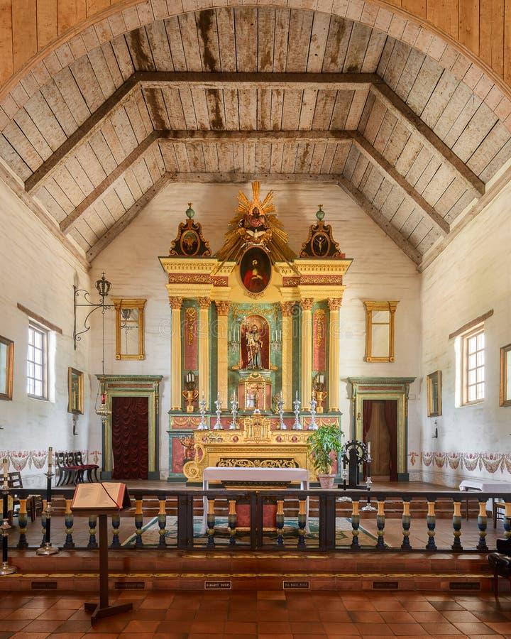 Misión San Jose fotografía de archivo