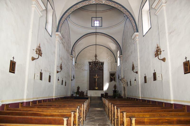 Misi San Jose kaplica, San Antonio, Teksas, usa zdjęcie royalty free