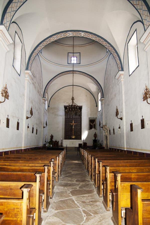 Misi San Jose kaplica, San Antonio, Teksas, usa zdjęcie stock