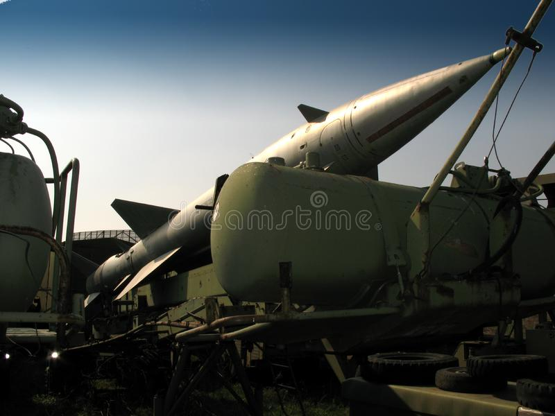 Misil De Los Aviones Imagenes De Archivo