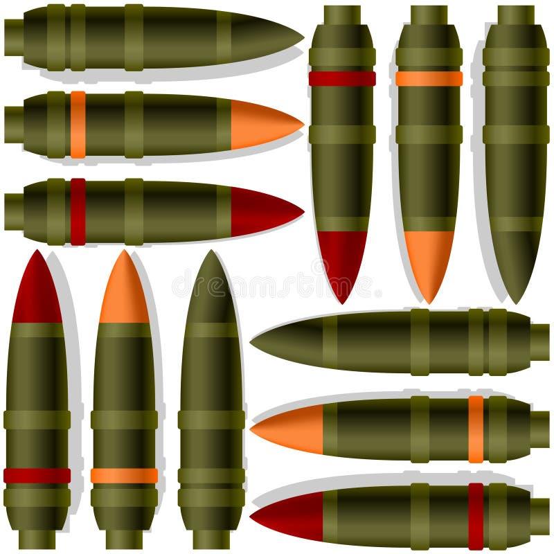 Misiles antitanques libre illustration