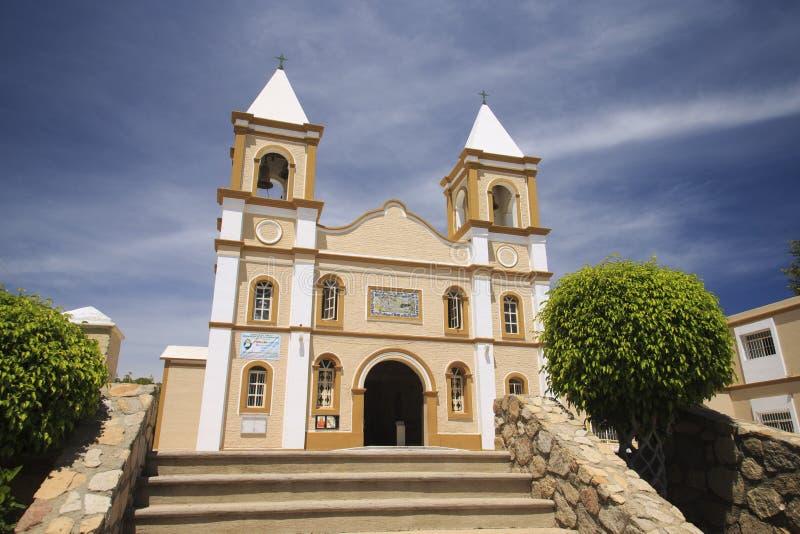 Misja San Jose Del Cabo Anuiti fotografia stock
