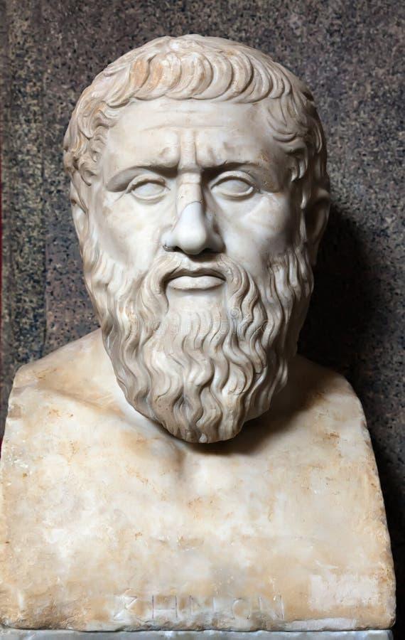 Mislukking van Plato stock afbeeldingen