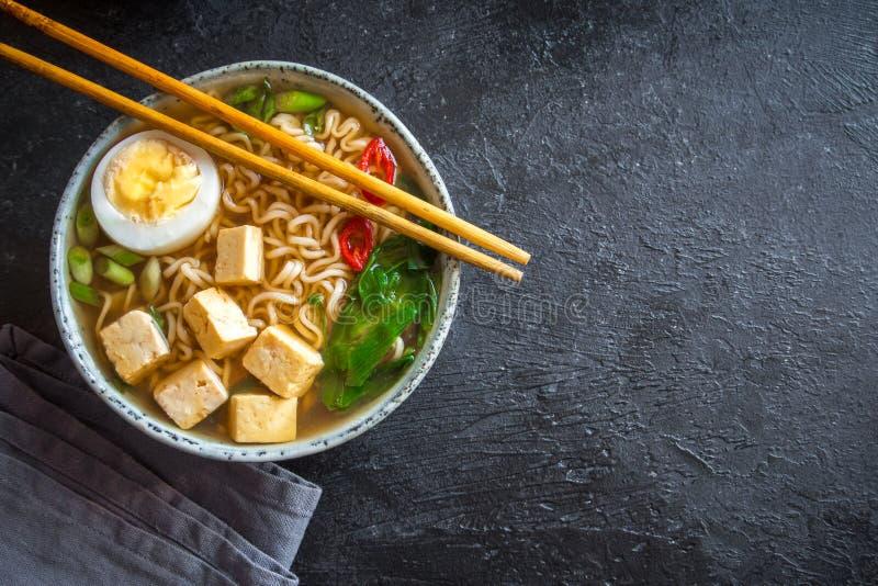 Miso η σούπα στοκ εικόνες με δικαίωμα ελεύθερης χρήσης