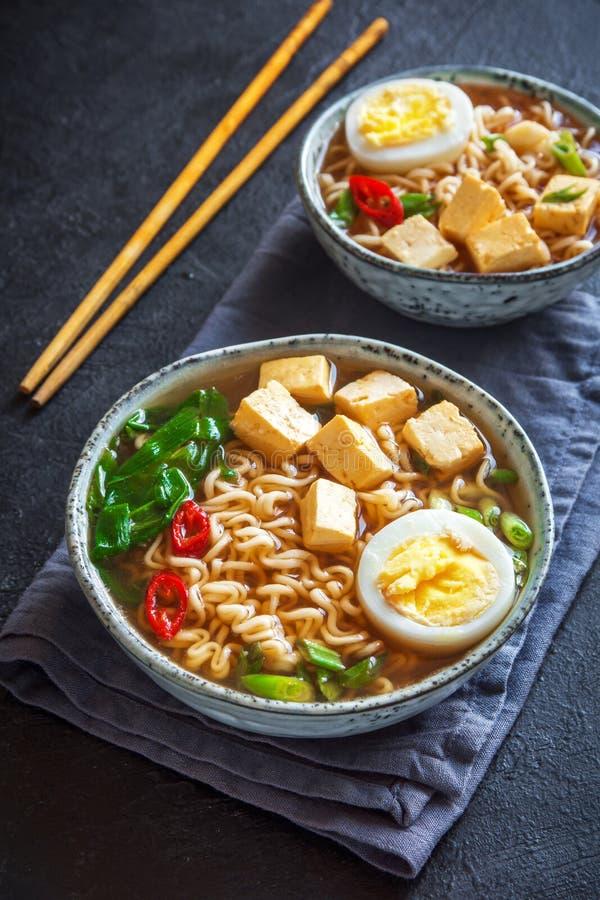Miso η σούπα στοκ φωτογραφίες