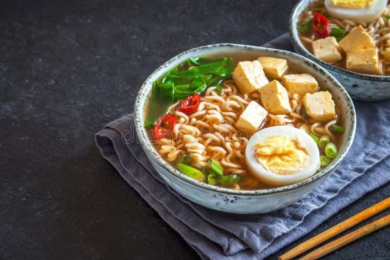 Miso η σούπα στοκ εικόνες