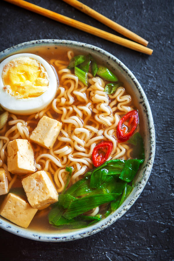 Miso η σούπα στοκ εικόνα με δικαίωμα ελεύθερης χρήσης
