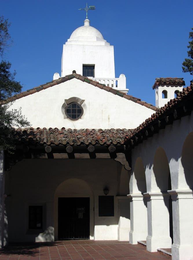 Missão californiana fotos de stock royalty free