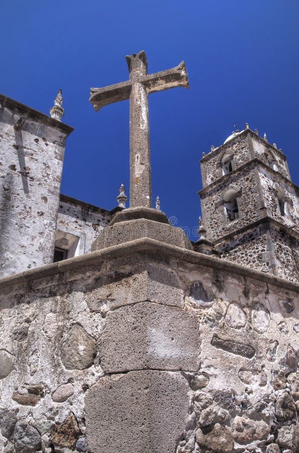 Missão de San Javier imagens de stock