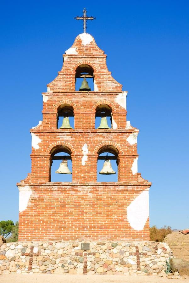 Missão de San Migeul fotografia de stock
