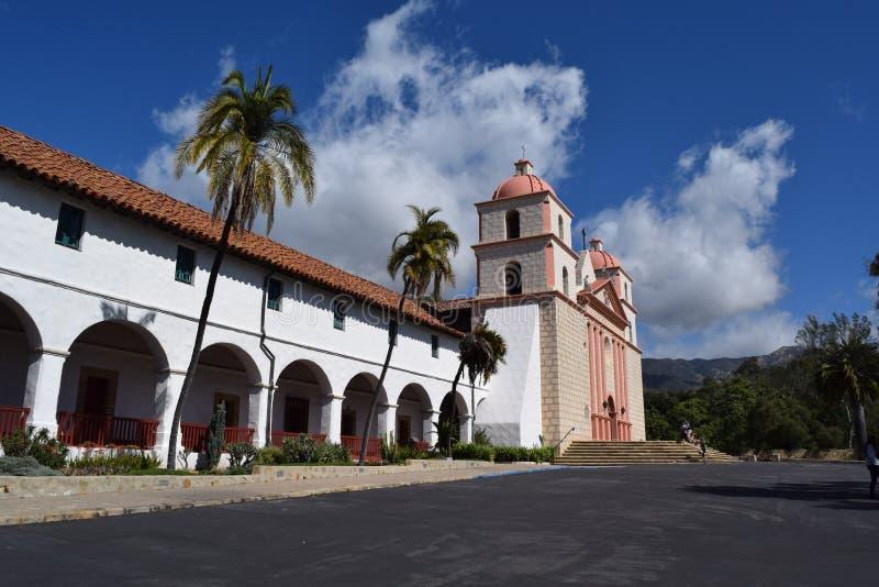 Missão de Santa Barbara imagem de stock