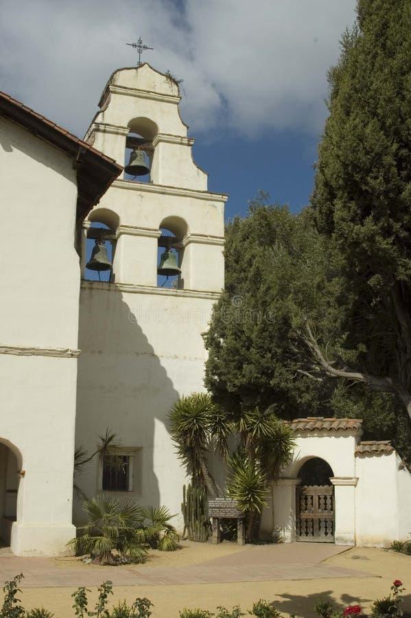 Missão San Juan Bautista imagem de stock