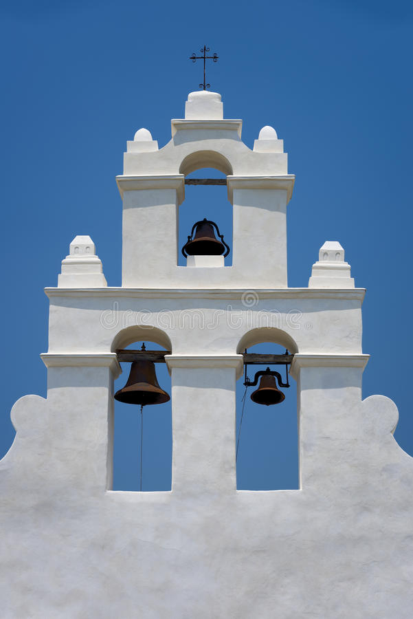 Missão San Juan Capistrano, San Antonio, TX fotos de stock royalty free