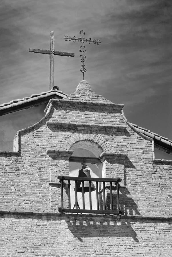 Missão Verticle de San Antonio de Pádua fotos de stock