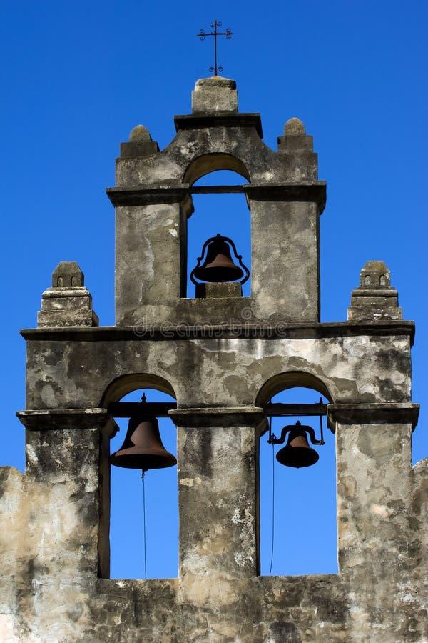 Missões de San Antonio foto de stock