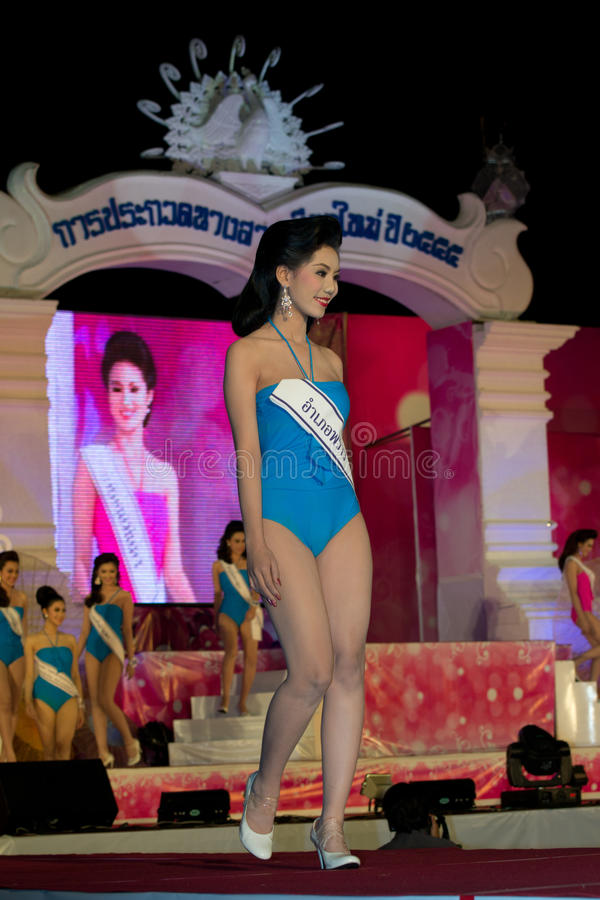 Download Miss Chiangmai 2012 editorial stock photo. Image of elegance - 23141908