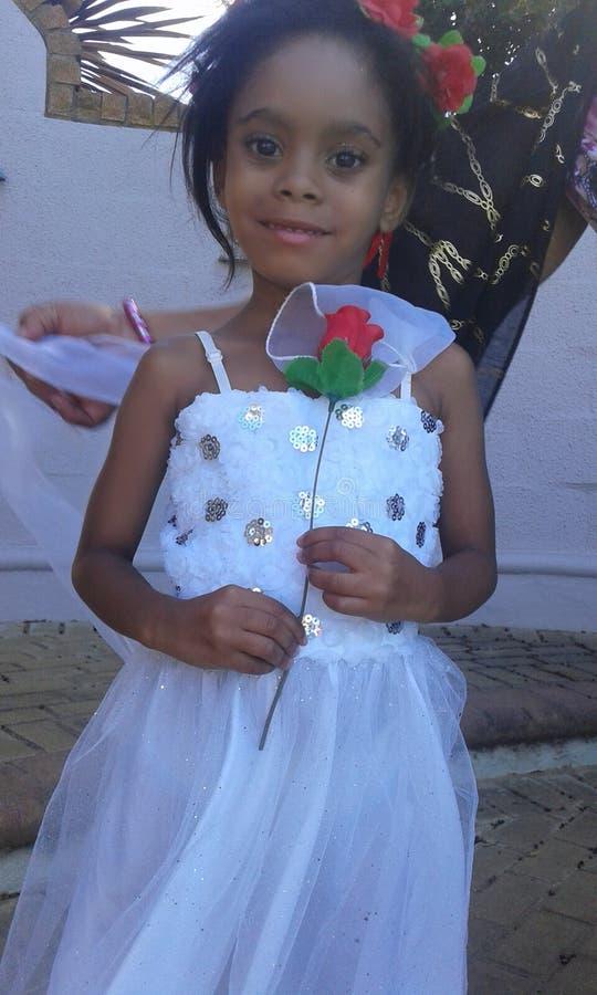 Miss Jay. My baby girl royalty free stock photos