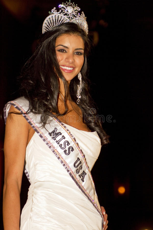 Download Miss USA 2010 editorial stock photo. Image of author - 14363278