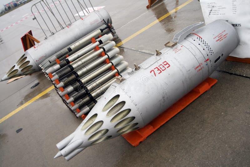 Missile gun stock photos
