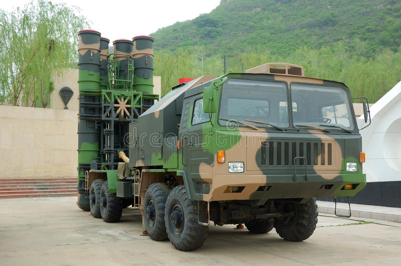 Download Missile System stock image. Image of launcher, aircraft - 19800877