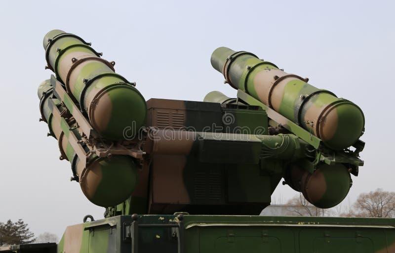 Download Missile System Stock Image - Image: 29134771