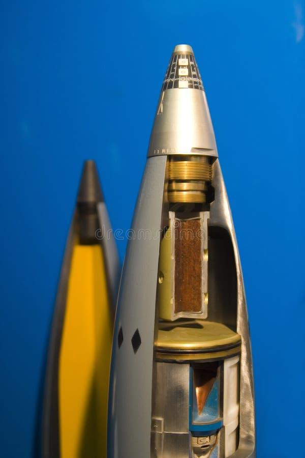 Missile warhead  mechanism