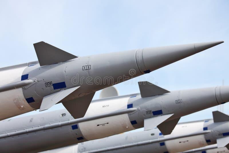 Missiles photo stock