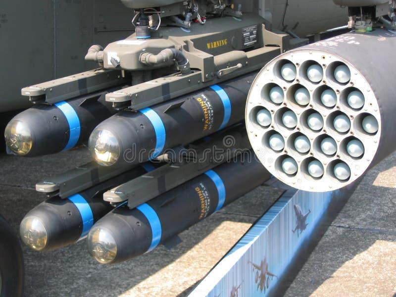 Missili - armi di distruzione totale (wmd) immagini stock
