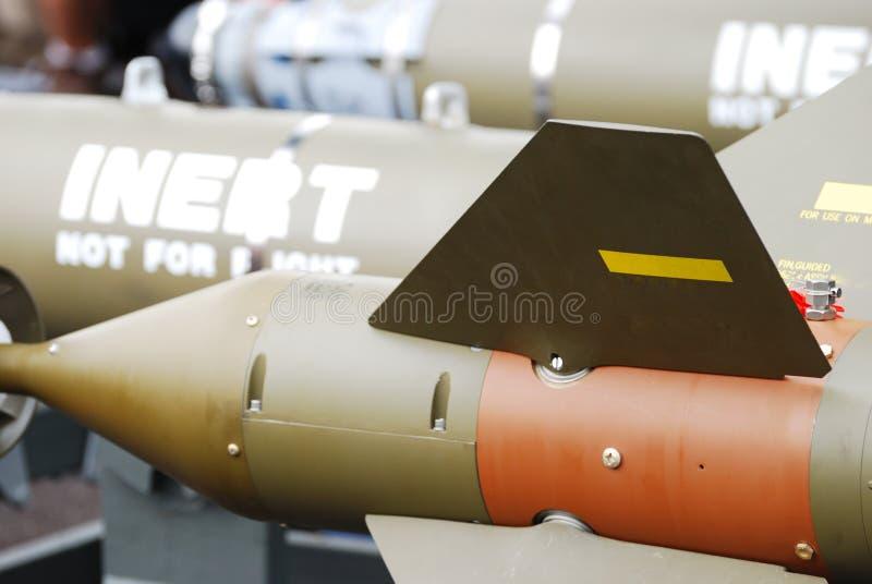 Missili e bombe immagini stock libere da diritti