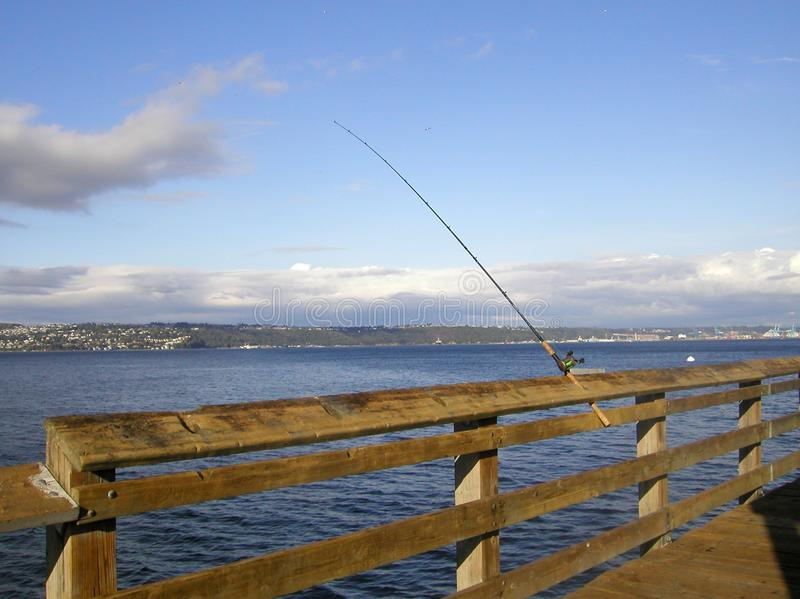 Download Missing Fisherman stock image. Image of outdoors, water - 10661