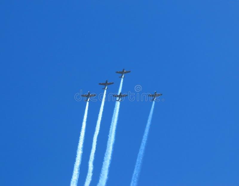 Download Missing man stock image. Image of aerobatics, flight, recreation - 232299
