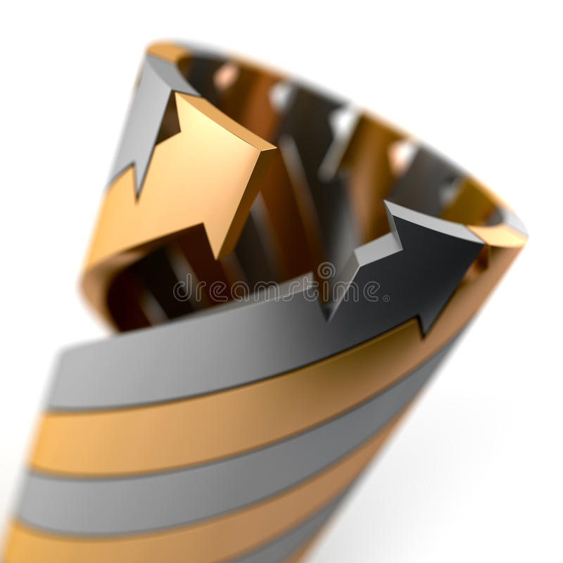 Download Missing Part Arrows Concept Royalty Free Stock Image - Image: 32196906