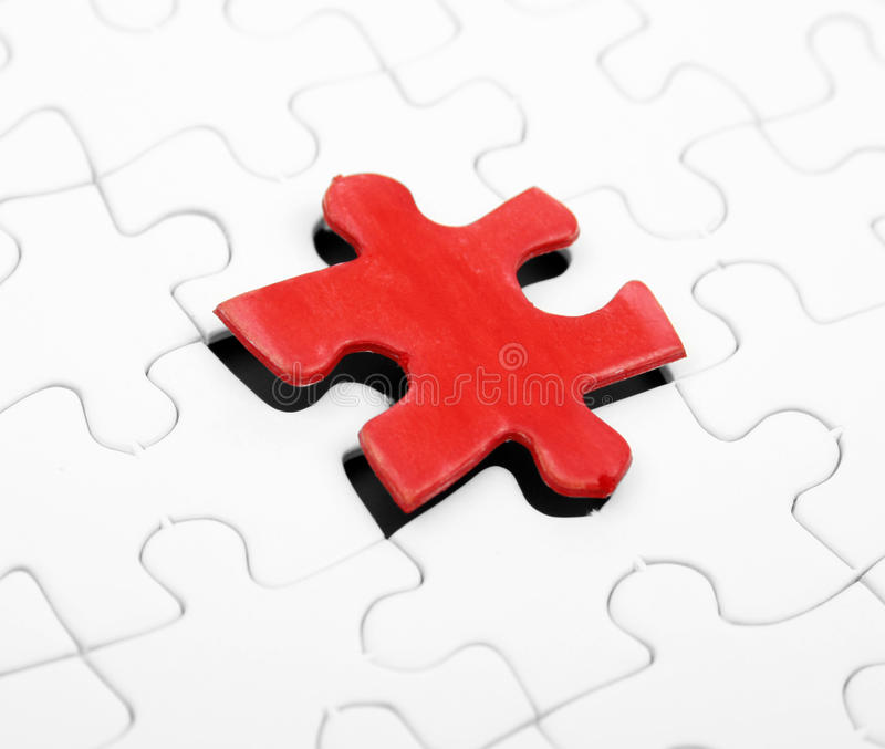 Download Missing piece stock photo. Image of making, part, abstract - 19723522