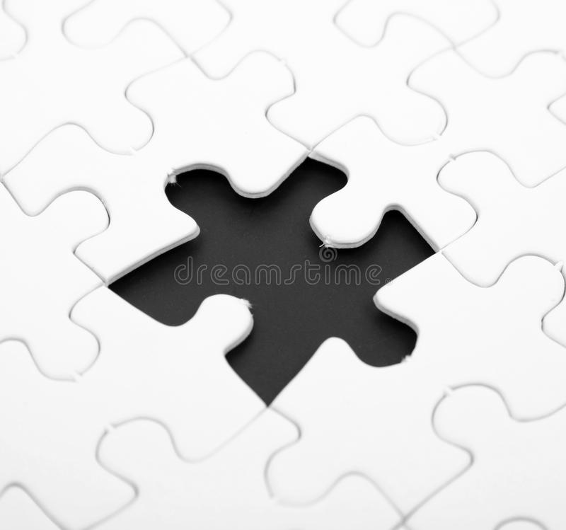 Download Missing piece stock photo. Image of insert, finger, element - 20629034
