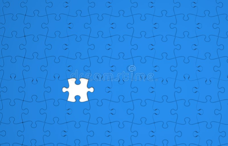 Download Missing Piece Royalty Free Stock Photo - Image: 5867795