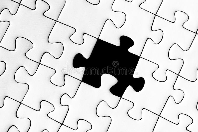 Download The Missing Piece Stock Photo Image Of Problem Arrangement