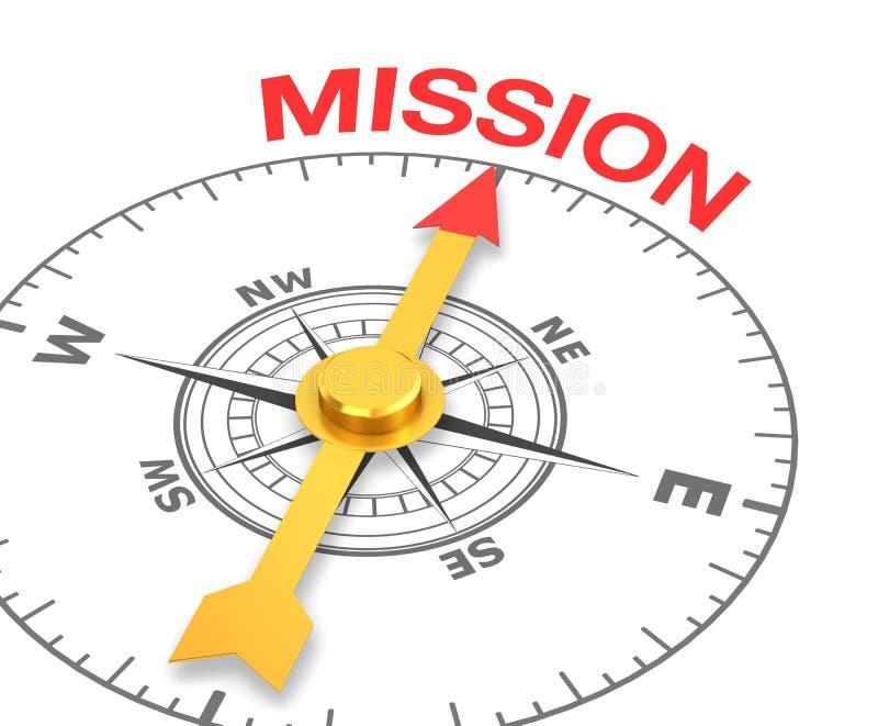 mission illustration libre de droits