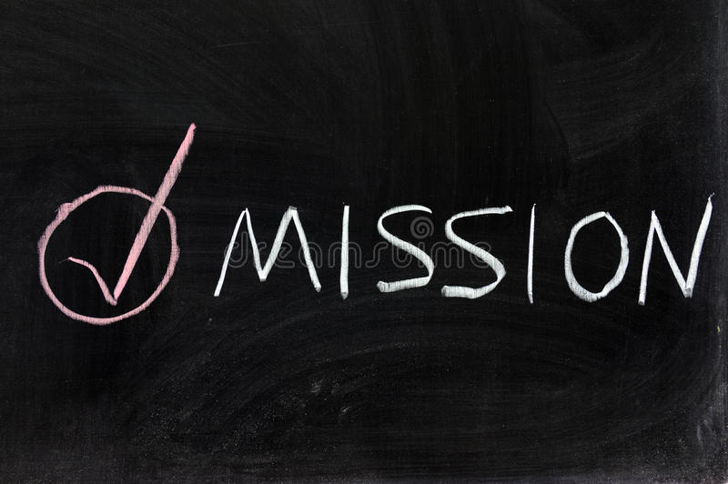Download Mission accomplished stock image. Image of drawing, black - 25085717