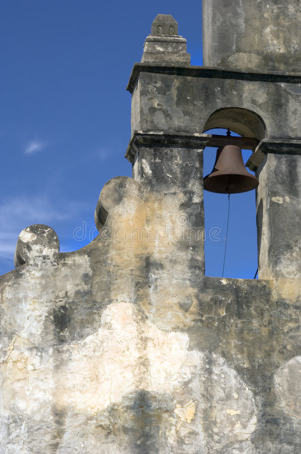 Free Mission Bell Tower Royalty Free Stock Images - 3281669