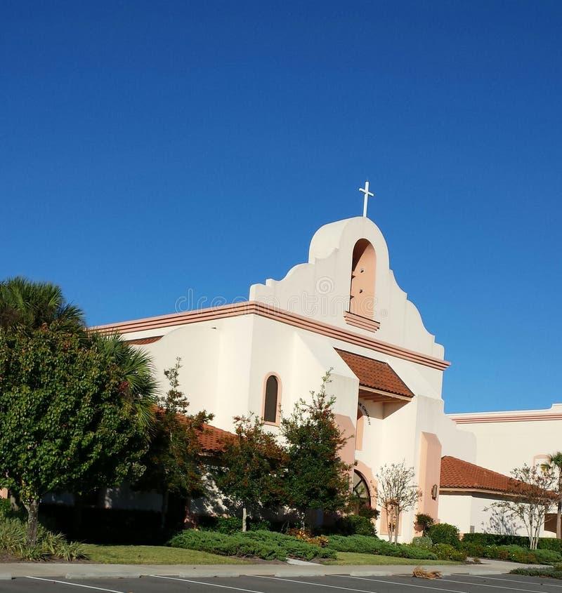 Mission Church stock photos