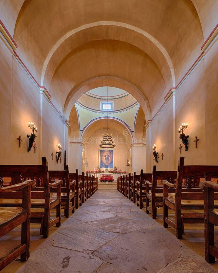 Mission Concepción image stock