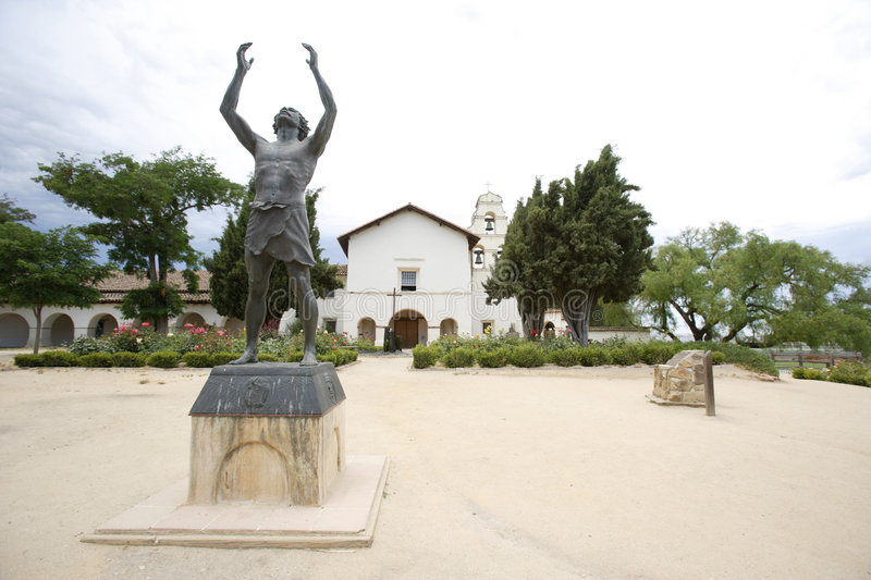 Download Mission San Juan Bautista stock photo. Image of christianity - 5596172