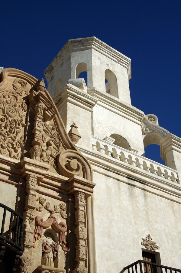 Free Mission San Xavier Del Bac Stock Photo - 302630