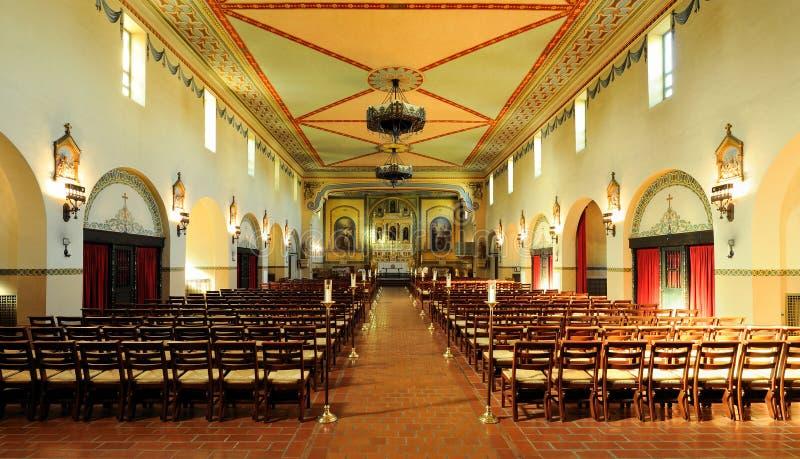 Mission Santa Clara royalty free stock photos