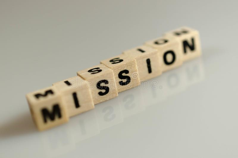 Download Mission stock photo. Image of written, company, goal - 101191908