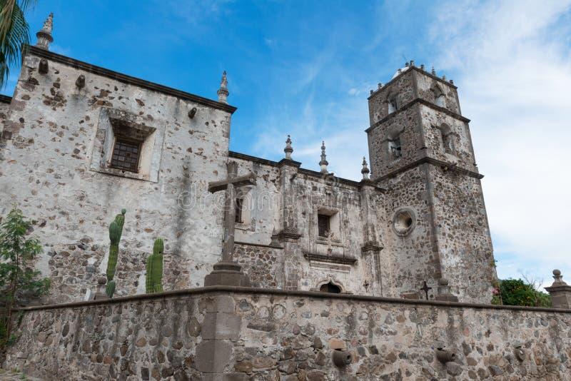 Missione del San Javier immagine stock