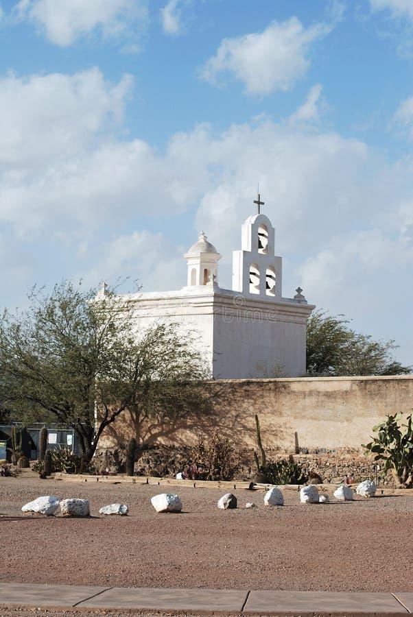 Missione del San Xavier immagine stock libera da diritti
