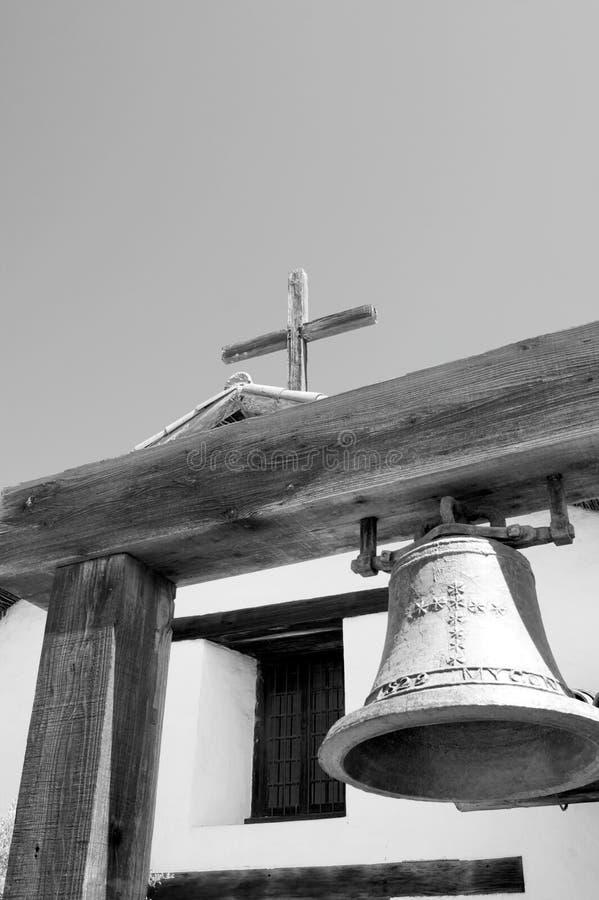 Missione di Sonoma fotografie stock libere da diritti