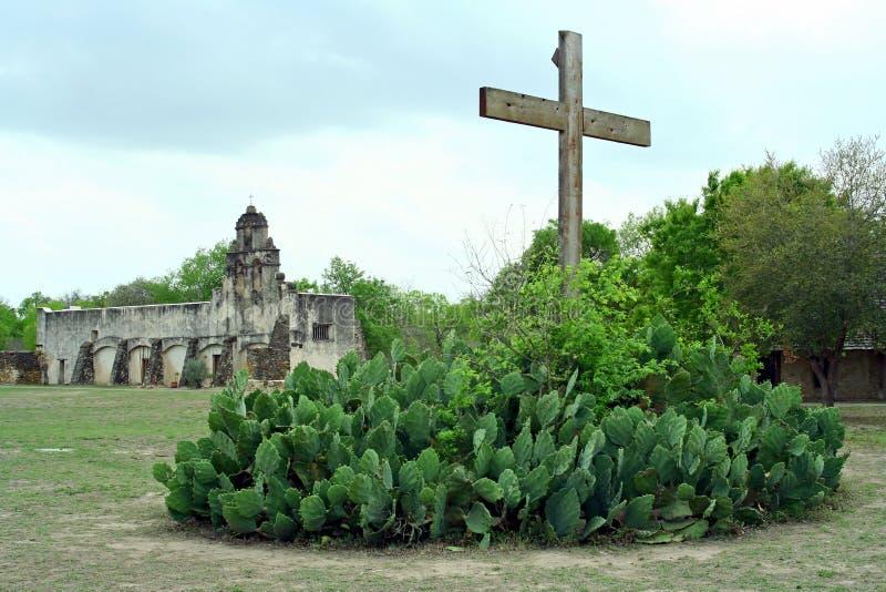 Missione San Juan immagine stock